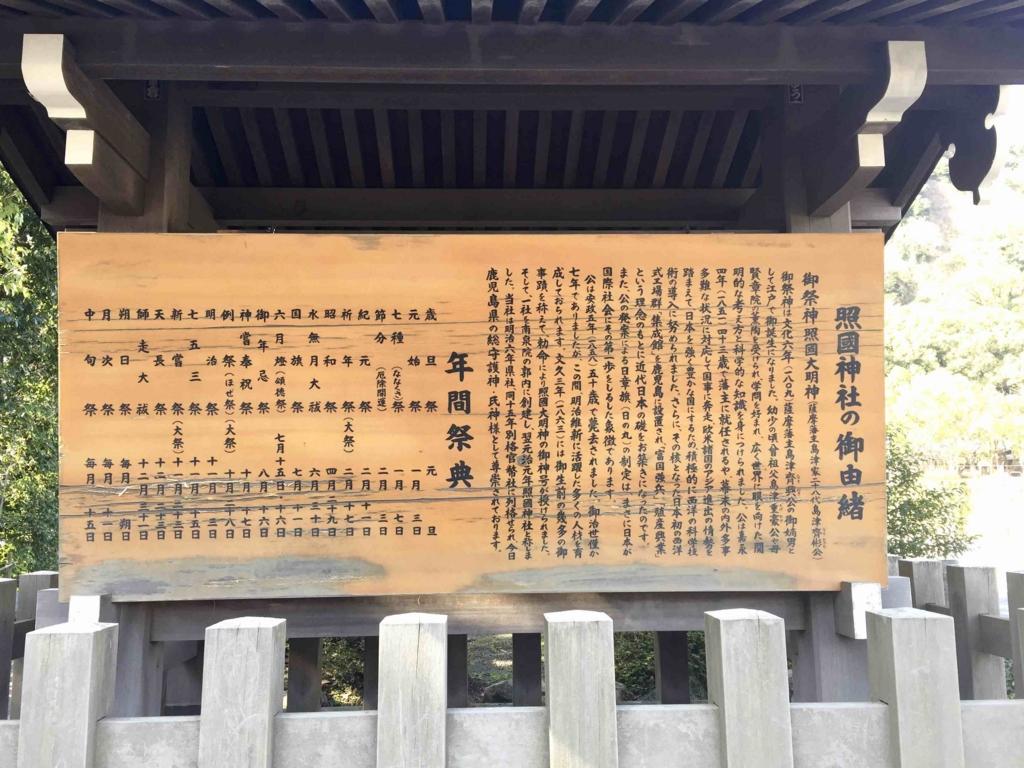 照国神社 御由緒