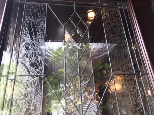 ステンドグラス 透明ガラス ペニーレイン