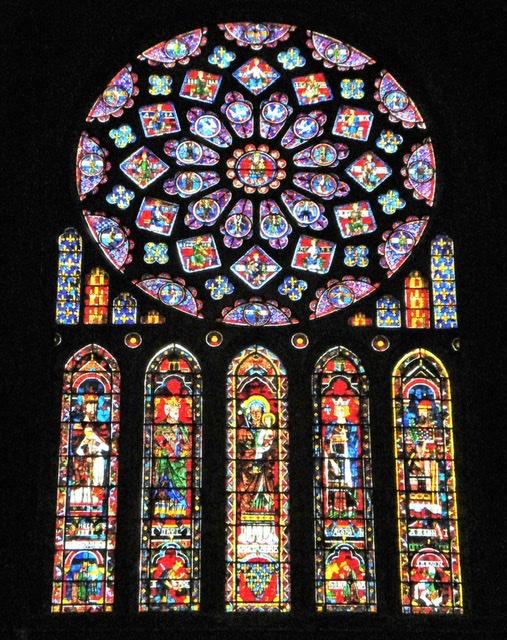 ステンドグラス 大聖堂
