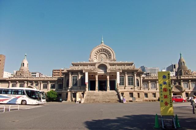 ステンドグラス 築地本願寺