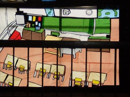 ステンドグラス 教室