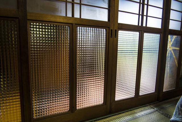 ステンドグラス 昭和ガラス