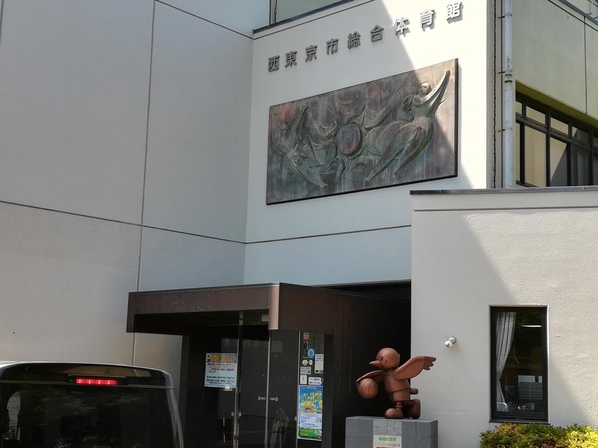 西東京市総合体育館