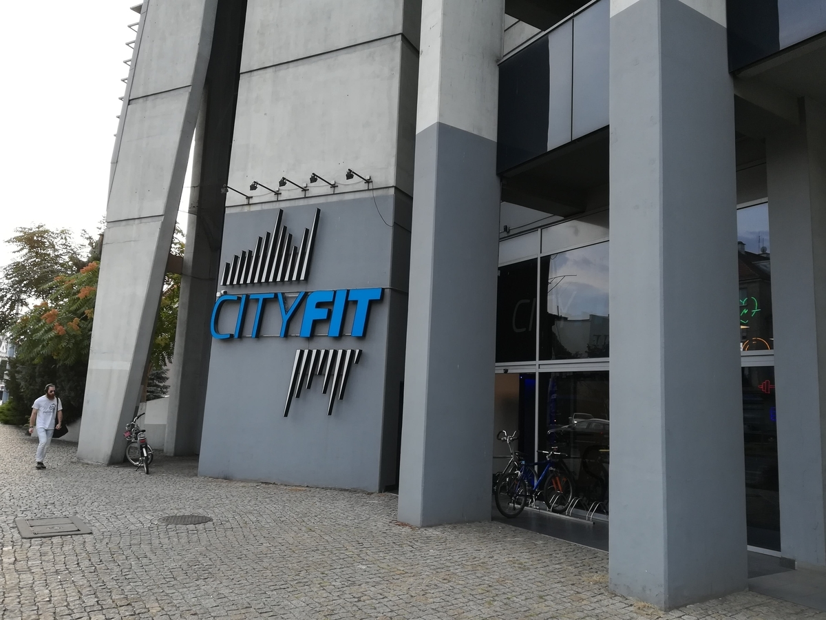 CityFit Fitness Wroclaw Old Town