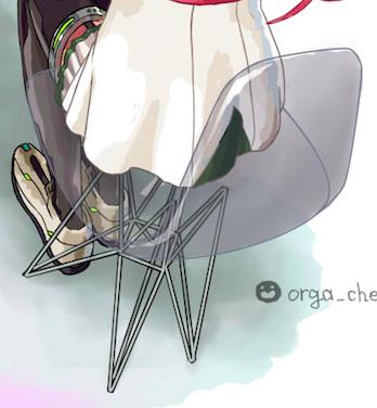 Eames Shell Chair DSR