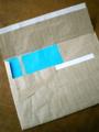 封筒を作ってみた