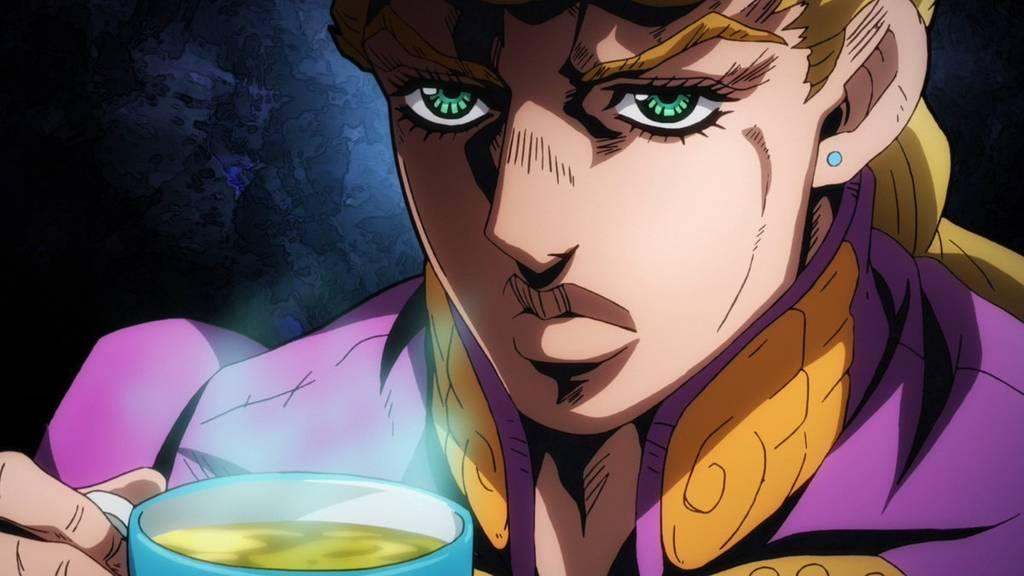 【ジョジョ アニメ感想】第5部「黄金の風」 第5話「ポルポの遺産を狙え!」