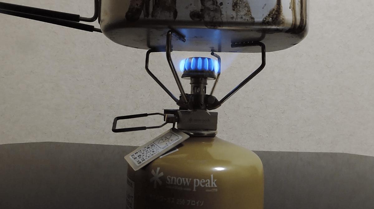 蓋を閉めて加熱する