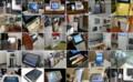 デジタルサイネージ機器 事例 設置 製品