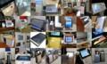 デジタルサイネージ・タッチパネル 機器写真