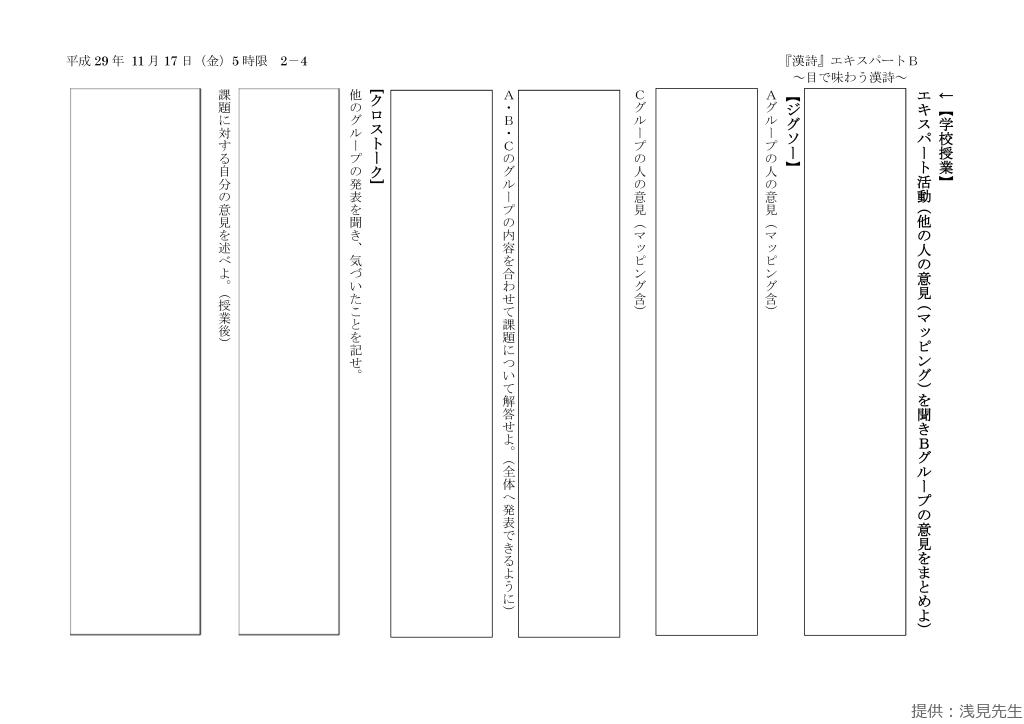 資料B3ページ