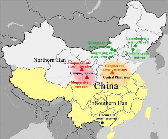 サンプル地図
