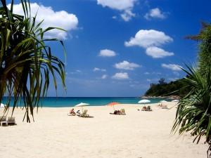 Kambodscha Strand