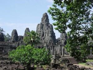 Tempel Ankor Wat