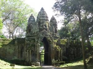 Ankor Wat Tempel