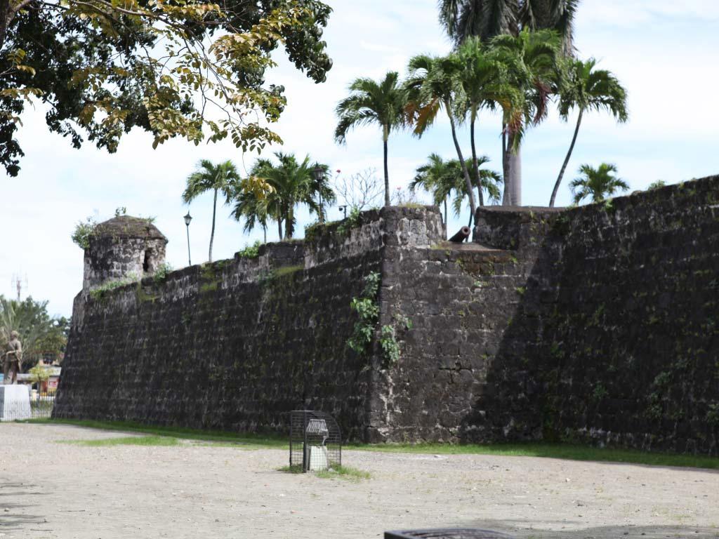Fort San Pedro exterior view