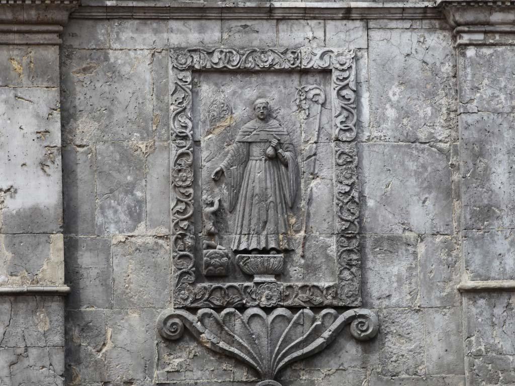 Santo Nino Church Frescos