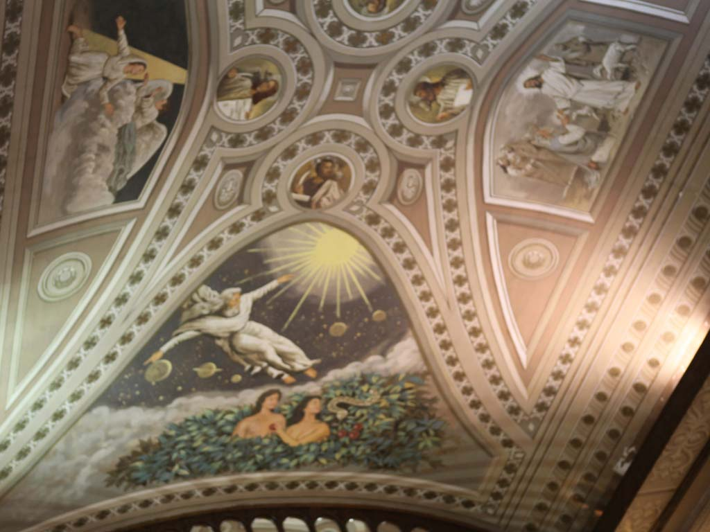 Santo Nino murals