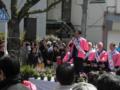 平沢勝栄|かつしかさくら祭りに来賓として挨拶|2012年4月1日