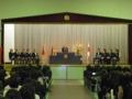 平沢勝栄|桜華女学院中学校・日体桜華高等学校入学式挨拶|2012年4月9
