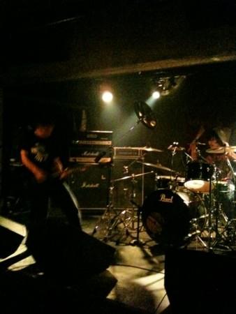 5/28 at 旭川MOSQUITO 「散る満ちる」nobody celebrates my birthday