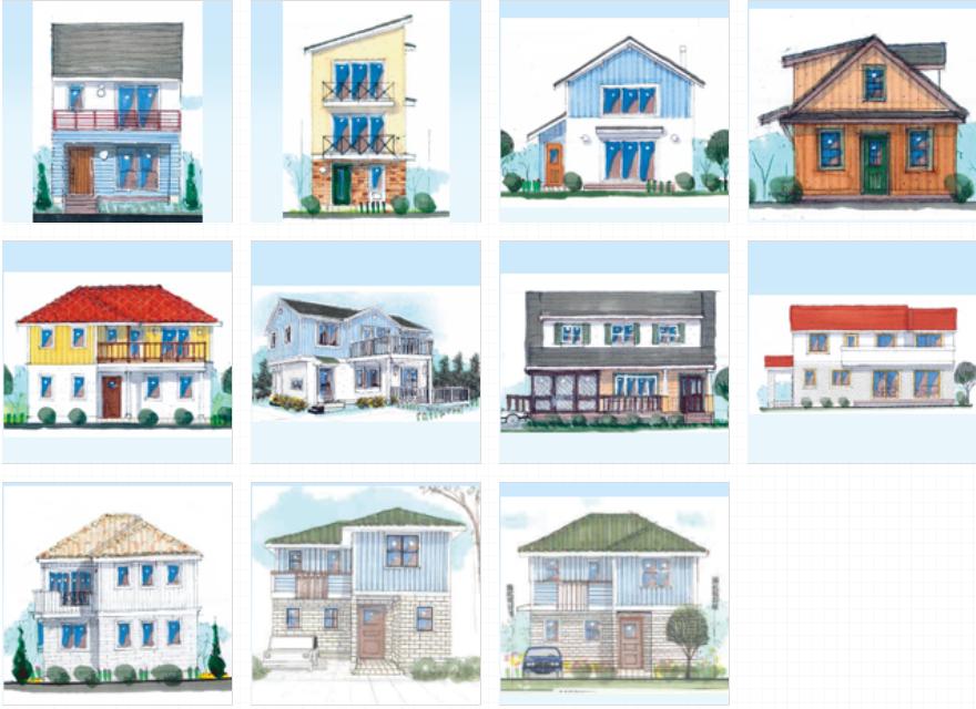 ロビンスジャパン、輸入住宅、北欧風テイスト、デザイン