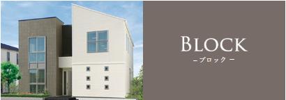 アエラホーム株式会社、デザインバリエーション、ブロック