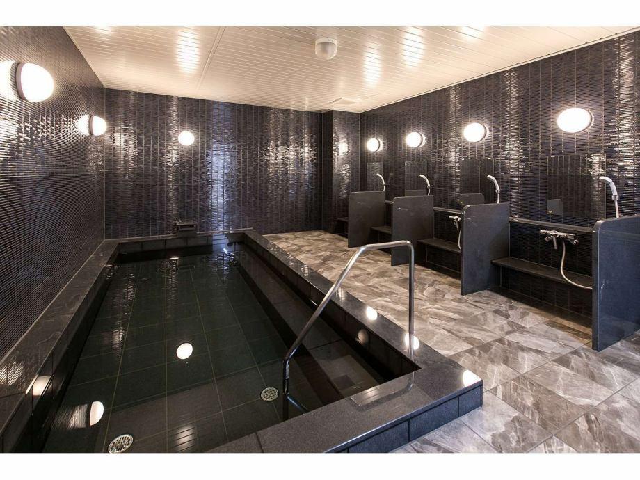 ワイズホテル阪神尼崎駅の大浴場