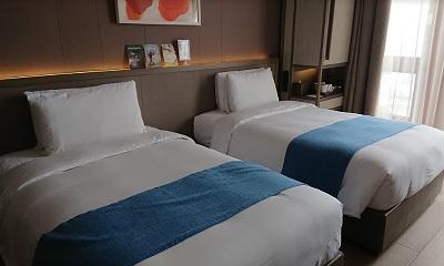 ノボテル上海クローバーの部屋の写真