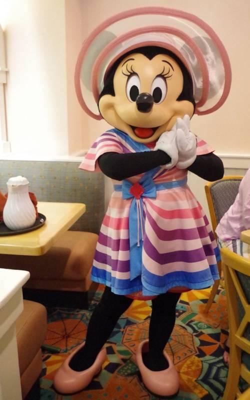 ケープメイカフェのミニー