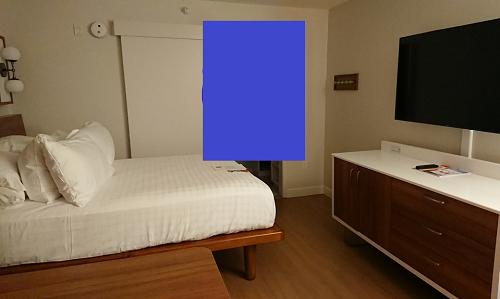 ポップセンチュリーリゾートの部屋