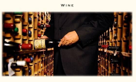 ビクトリア&アルバートのワイン