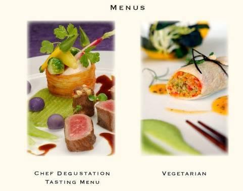 ビクトリア&アルバートの料理