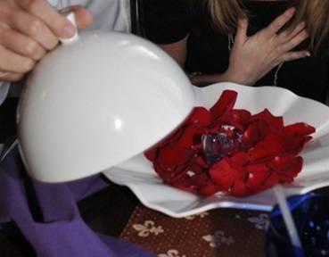 シンデレラのロイヤルテーブル