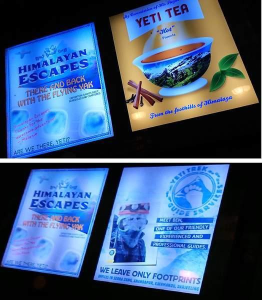 エクスペディションエベレストのキューラインのポスター