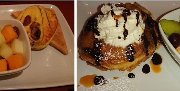 美女と野獣のレストラン Be our guest restaurantの朝食メニュー