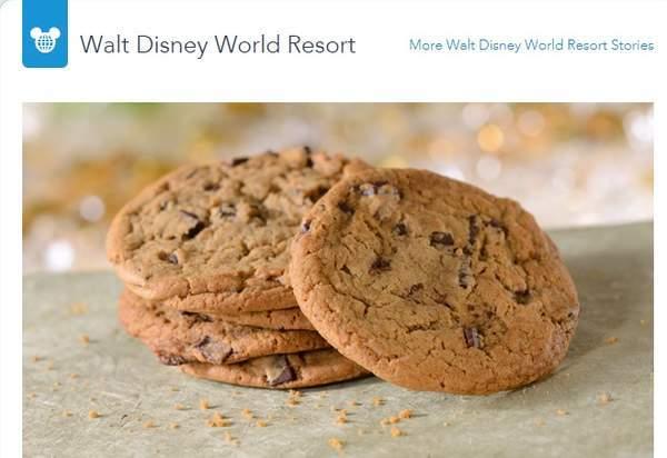 アメリカディズニーランド グランドフロリディアンのクッキー