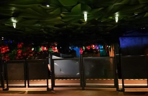ディズニーランドパリ レミーのおいしいレストラン乗り降り場