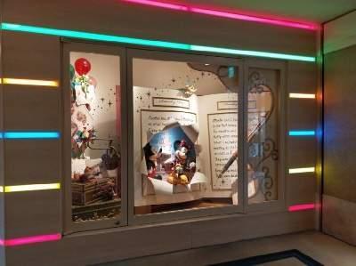 浦安ブライトンホテル東京ベイのディズニーショップ