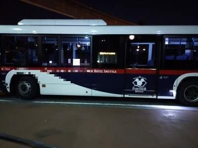 浦安ブライトンホテル東京ベイのシャトルバス
