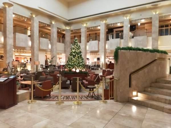 浦安ブライトンホテル東京ベイのロビー