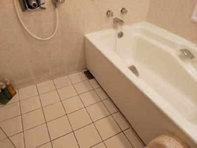 浦安ブライトンホテル東京ベイのお風呂