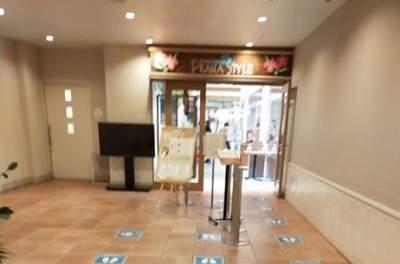 三井ガーデンホテルプラナ東京ベイの朝食会場