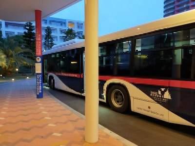 三井ガーデンホテルプラナ東京ベイ シャトルバス