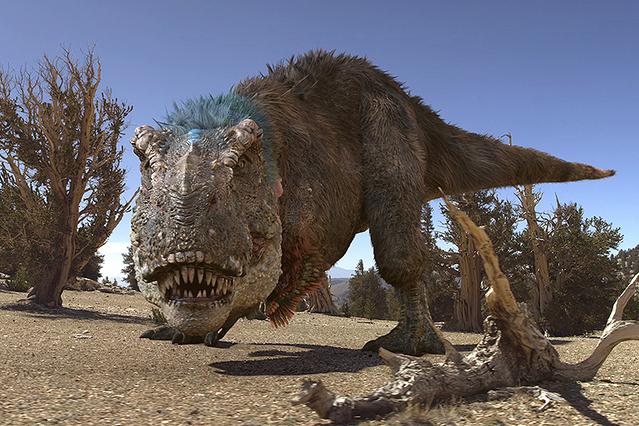 最近、ティラノサウルスが熱い!