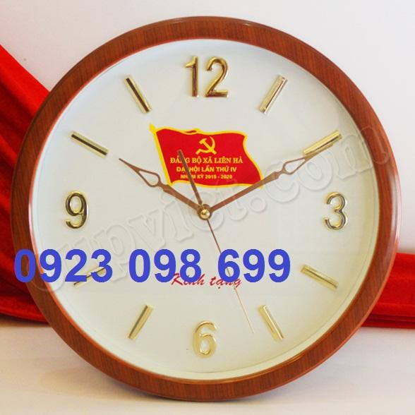 bán đồng hồ treo tường, in logo lên đồng hồ, sản xuấ đồng hồ treo tường