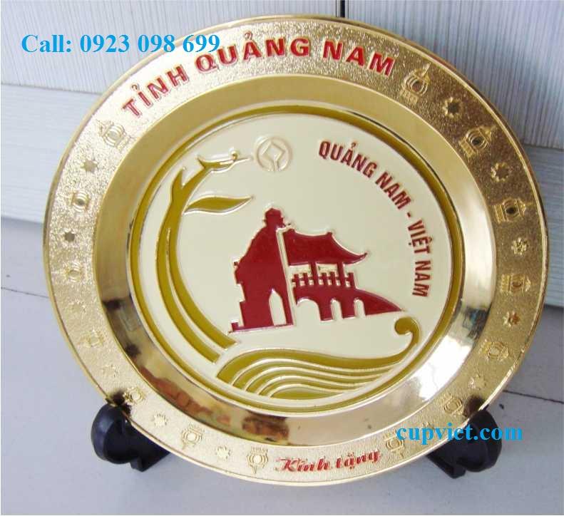 sản xuất đĩa đồng chùa một cột, đĩa khuê văn các, đĩa mặt trống đồng