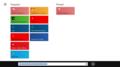 新UIのIEでURLをタイプするとこ。左に最近見たサイト、右にピンしたサ