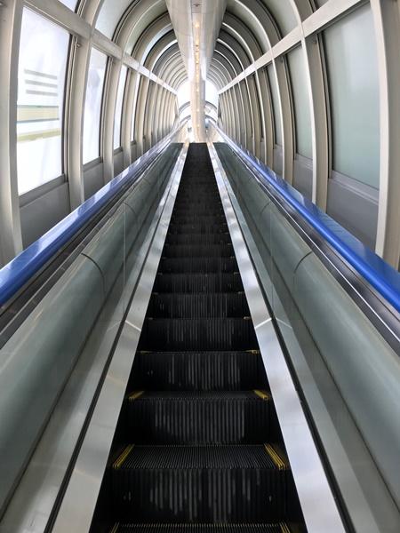 京セラドーム大阪スカイホールエレベーター