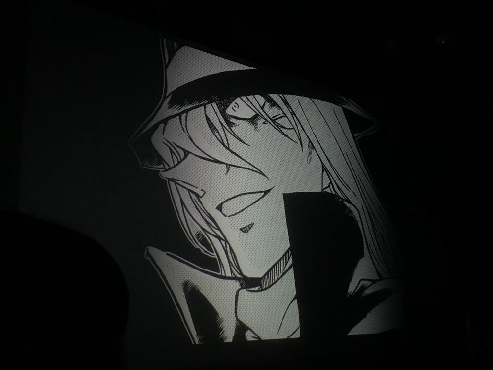 名探偵コナンリアル脱出ゲーム黒き暗殺者からの脱出